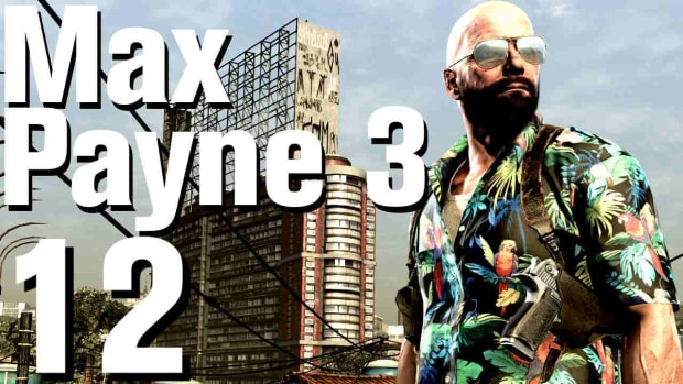 L. Max Payne 3 Walkthrough Part 12 - Chapter 4 Promo Image