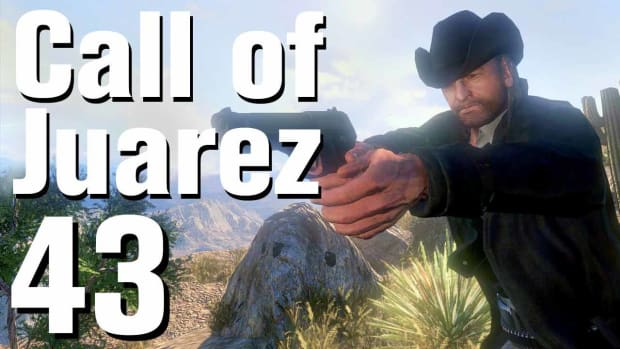 ZQ. Call of Juarez The Cartel Walkthrough: Chapter 13 (2 of 3) Promo Image