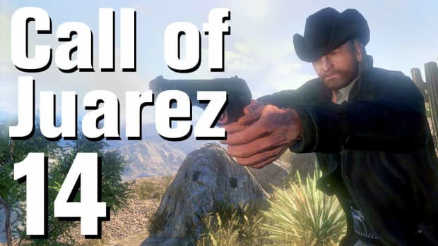 N. Call of Juarez The Cartel Walkthrough: Chapter 4 (2 of 4) Promo Image