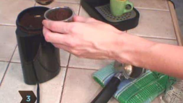 I. How to Make an Espresso with an Espresso Machine Promo Image