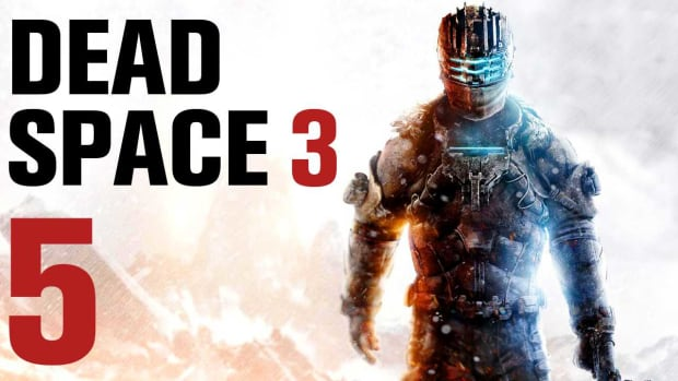 C. Dead Space 3 Walkthrough Part 11 - Chapter 9 [Part 2] Promo Image