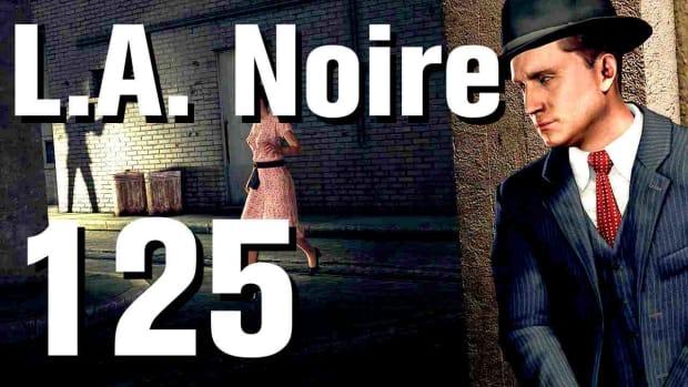 "ZZZZU. L.A. Noire Walkthrough Part 125: ""A Different Kind Of War"" (4 of 8) Promo Image"