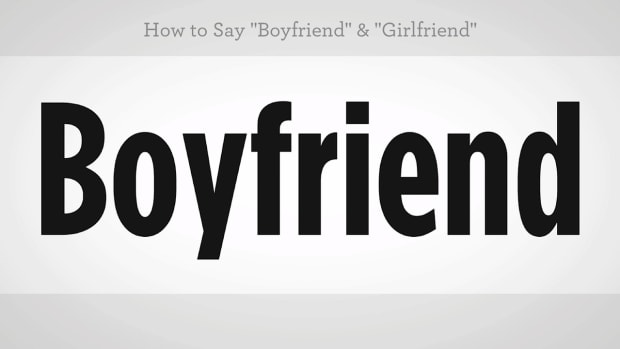 "ZV. How to Say ""Boyfriend"" & ""Girlfriend"" in Mandarin Chinese Promo Image"