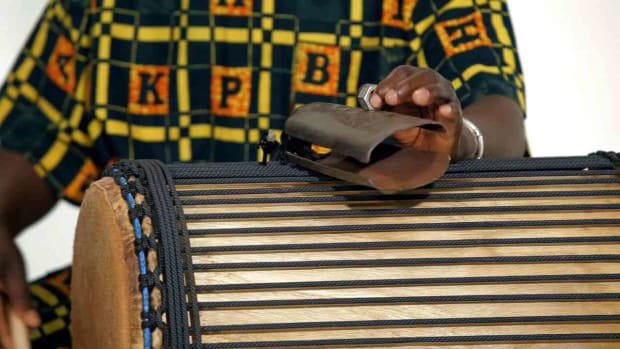 ZG. How to Play the Sangba Kuku Rhythm Promo Image