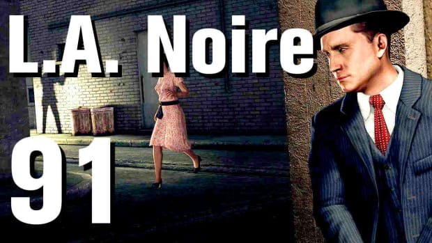"ZZZM. L.A. Noire Walkthrough Part 91: ""Manifest Destiny"" (7 of 10) Promo Image"