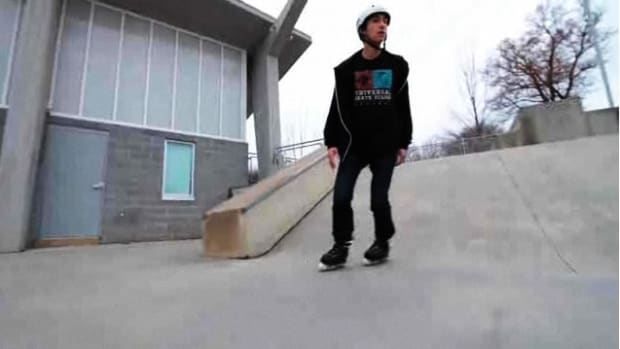 H. How to Do Spins on In-Line Skates Promo Image