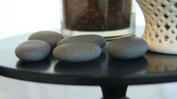 G. What Is a Basalt Stone in Hot Stone Massage? Promo Image