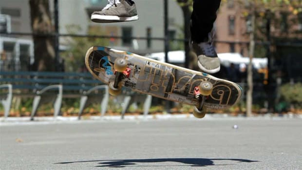 U. How to Heelflip on a Skateboard Promo Image