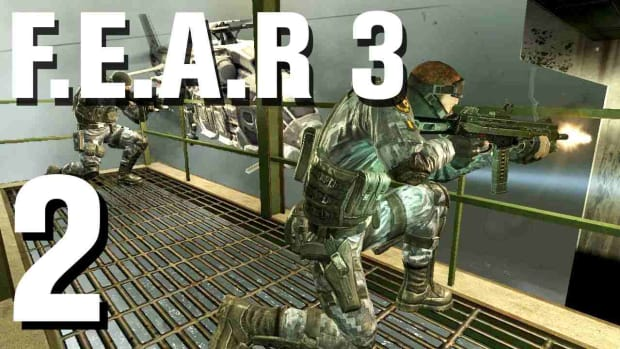 B. F.E.A.R. 3 Walkthrough Part 2: Prison (2 of 3) Promo Image