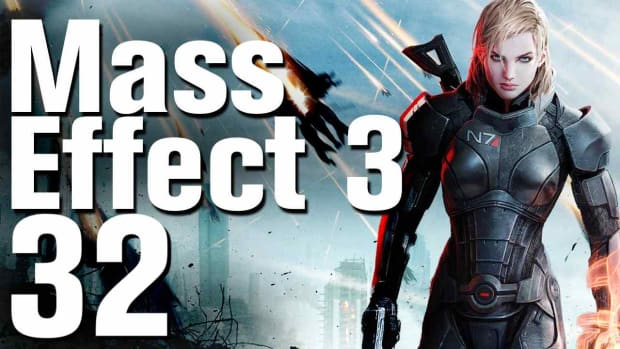 ZF. Mass Effect 3 Walkthrough Part 32 - Sur'Kesh Promo Image