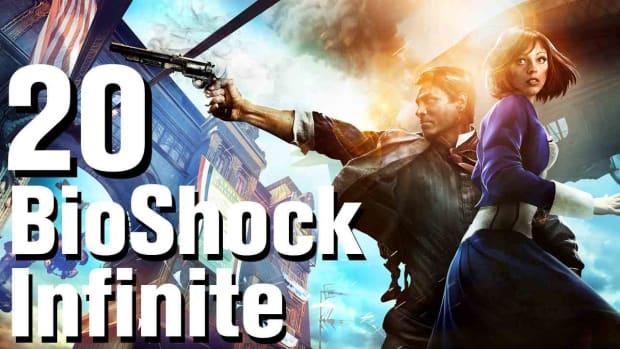 T. BioShock Infinite Walkthrough Part 26 Promo Image