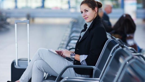 ZC. How to Feel Comfortable on a Plane with Back Pain Promo Image