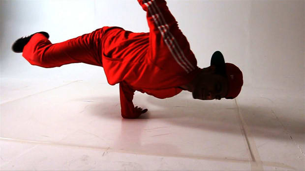 ZK. How to Do a Reverse Hand glide in Break Dancing Promo Image