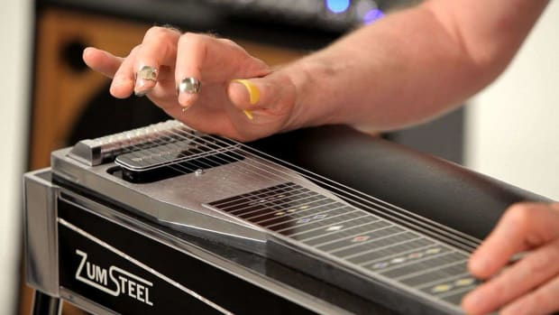 ZN. Top 3 Pedal Steel Guitar Practice Tips Promo Image
