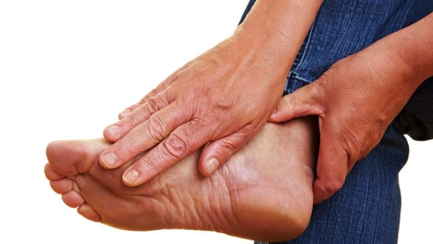 K. How to Prevent & Treat Gout | Foot Care Promo Image