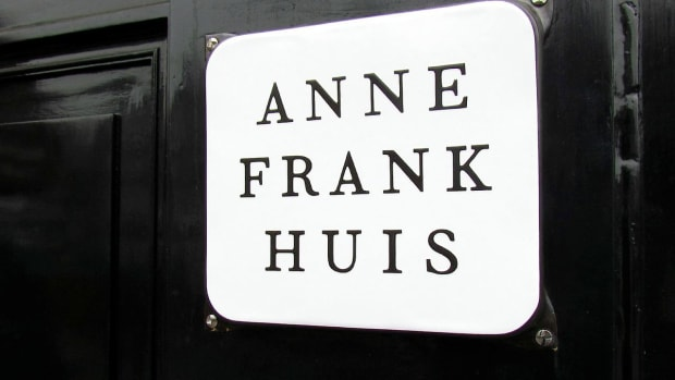 G. Visiting the Anne Frank House in Amsterdam Promo Image