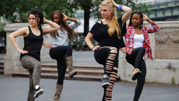 E. How to Dance like Ester Dean in Drop It Low, Part 5 Promo Image