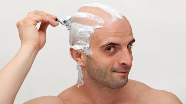 Z. How to Shave Your Head Promo Image