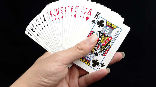 L. How to Fan Cards for Magic Tricks aka Card Flourishes Promo Image