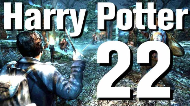 U. Harry Potter and the Deathly Hallows 2 Walkthrough Part 22: Battle of Hogwarts Promo Image