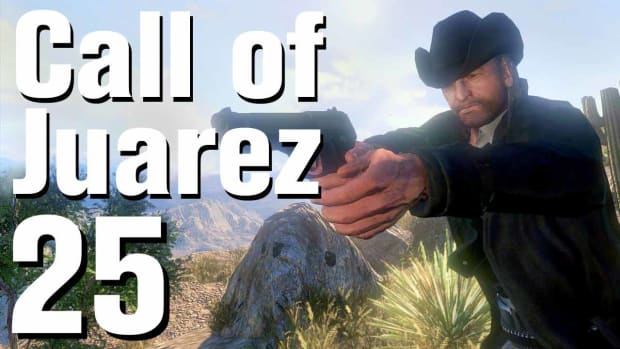 Y. Call of Juarez The Cartel Walkthrough: Chapter 7 (3 of 4) Promo Image
