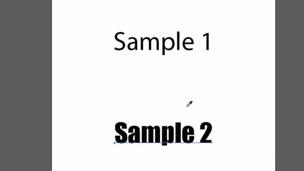 ZJ. How to Sample Text Format with Adobe Illustrator Promo Image