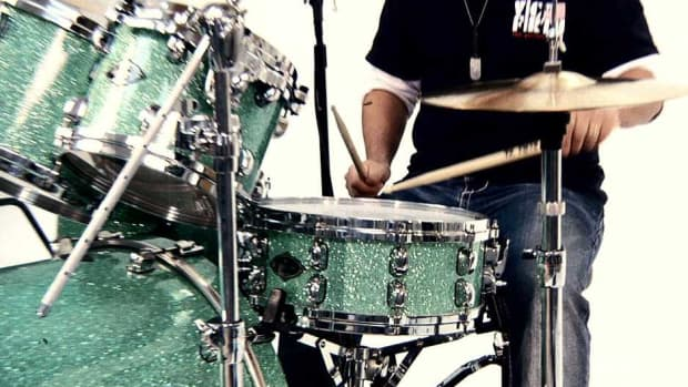 ZZL. How to Play Basic Rock Drum Beats Promo Image