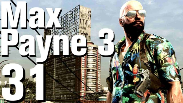 ZE. Max Payne 3 Walkthrough Part 31 - Chapter 9 Promo Image