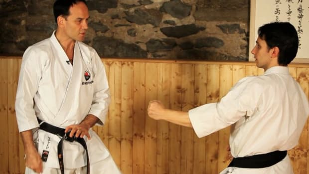 U. How to Improve Your Karate Sparring Promo Image