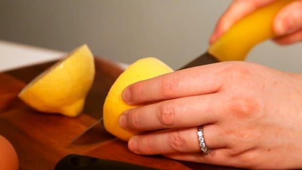 I. How to Make a Lemon Facial Mask Promo Image