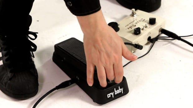 P. How to Understand Wah Pedal Settings Promo Image