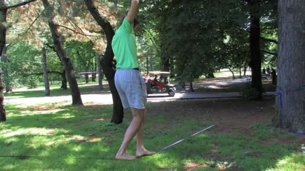 Y. How to Set Up a Slackline Promo Image