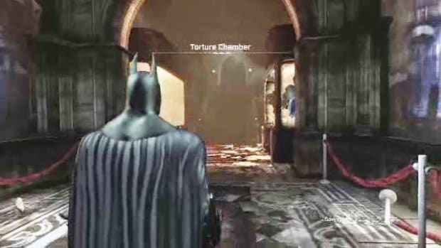 V. Batman Arkham City Walkthrough Part 22 - Museum War Room Promo Image