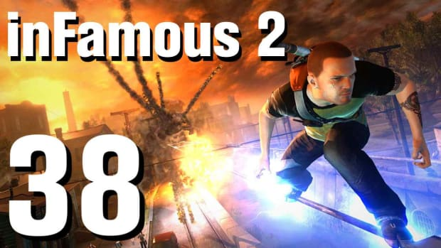 ZL. inFamous 2 Walkthrough Part 38: The Face of Change (1 of 2) Promo Image