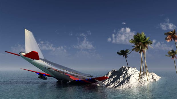 L. How to Survive an Airplane Crash Promo Image