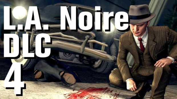 "D. L.A. Noire Walkthrough: ""The Naked City"" (4 of 11) Promo Image"
