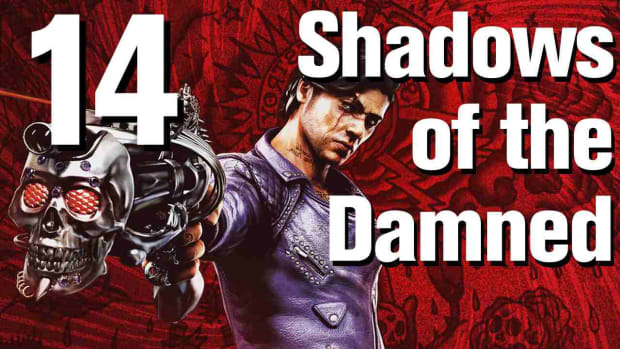N. Shadows of the Damned Walkthrough: Act 2-4 Riders of the Lost Heart (2 of 2) Promo Image