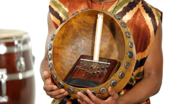 ZH. How to Play the Kalimba & Mbira Promo Image