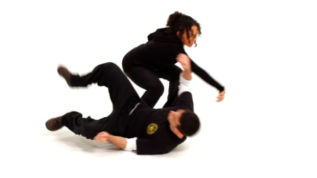ZB. Good Takedown Moves in Self-Defense Promo Image