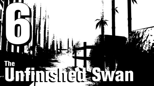F. The Unfinished Swan Walkthrough Part 6 - Chapter 2 Promo Image