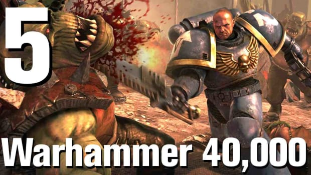 E. Warhammer 40K Space Marine Walkthrough Part 5: Against All Odds Promo Image