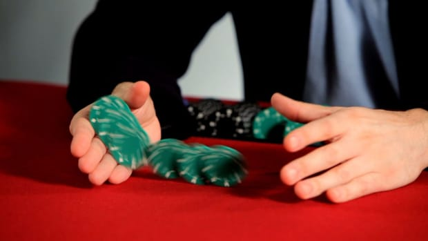 Y. Poker Chip Tricks Promo Image