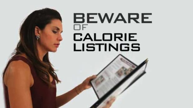 ZQ. Quick Tips: How to Avoid Extra Calories at Chain Restaurants Promo Image