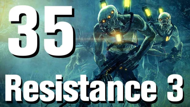 ZI. Resistance 3 Walkthrough Part 35: Commitment Promo Image