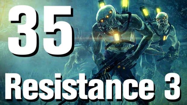 ZI. Resistance 3 Walkthrough Part 35: Commitment Promo Image