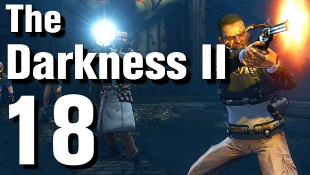 R. The Darkness 2 Walkthrough - Part 18 Boss Fight: Bragg Promo Image