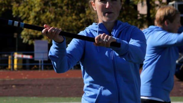 Q. Top 3 Passing Tips in Women's Lacrosse Promo Image