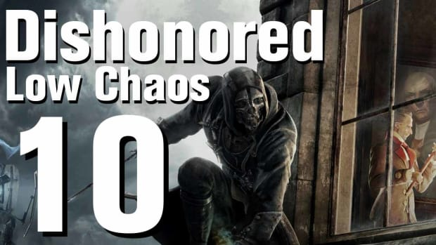 J. Dishonored Low Chaos Walkthrough Part 10 - Chapter 2 Promo Image