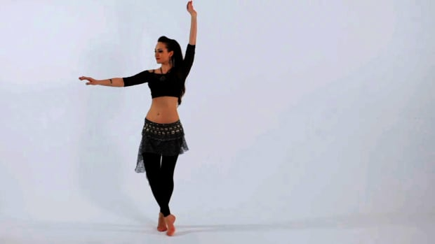 C. How to Do a Traveling Twist Belly Dance Move Promo Image
