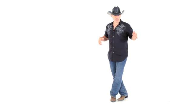 O. How to Do a Vine Action in Line Dancing Promo Image